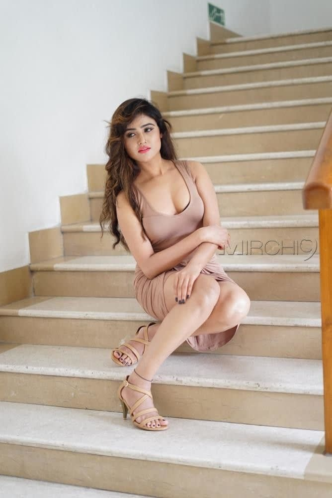 Girl-sitting on Stair